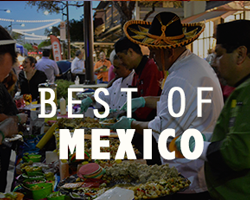 Best of Mexico at La Cantera!