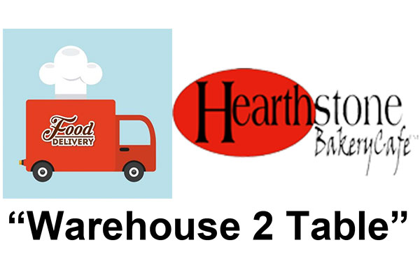 "Hearthstone BakeryCafe expands ""Warehouse 2 Table"" for Easter"