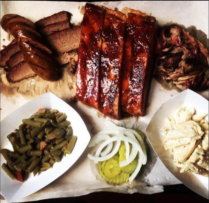 BBQ plate